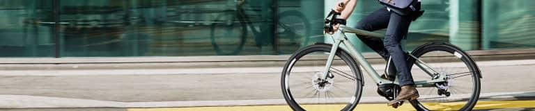 Cross- und Fitnessbikes