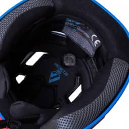 7IDP Helm Project 23 ABS black