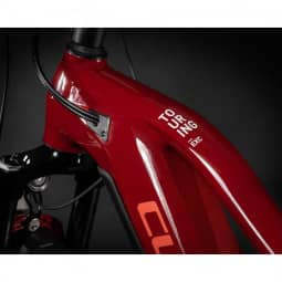 Cube Touring Hybrid EXC 625 red´n´grey 2021