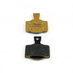 NOW8 E-Bike gold, Magura MT2/4/6/8 kompatibel, disc brake pads, CC3Xplus