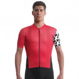 Assos SS.équipeJersey_evo8 National Red XLG