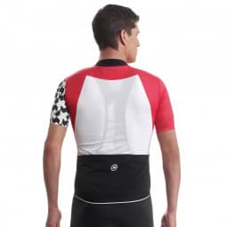 Assos SS.équipeJersey_evo8 National Red M