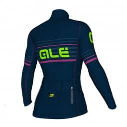 ALE PRR 2.0 Curva Veloce Jersey blue-violet-green S