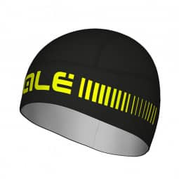 ALE Klima Head Cover black-yellow
