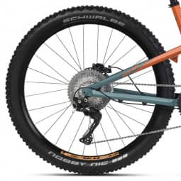 "KROSS Soil Boost 2.0, 27,5"" Deore XT blau-orange 2019 RH-L"