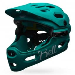 Bell SUPER 3R MIPS Joy Ride Fahrradhelm matt emerald L
