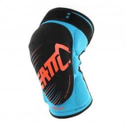 Leatt Knee Guard 3DF 5.0 blau/orange XXL