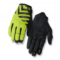 Giro Gloves DND 18M black/lime L