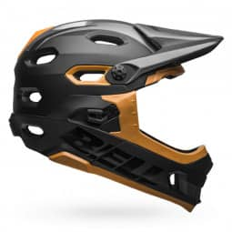 Bell SUPER DH Mips mat black/gum L