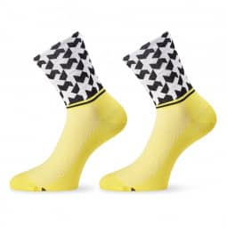 Assos MonogramSocks Evo8 Volt Yellow 0