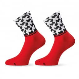 Assos MonogramSocks Evo8 National Red