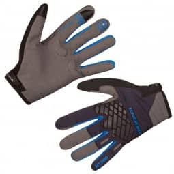 Endura MT500 Glove II marineblau S