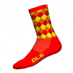 ALE Rumbles Socken orange gelb S
