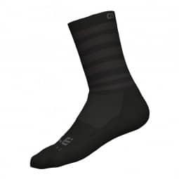 ALE Speed Fondo Socken schwarz grau S