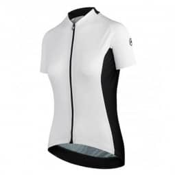 Assos UMA GT Short Sleeve Jersey Holy White S