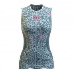 ALE Velo Active Sleeveless Damentrikot weiß M