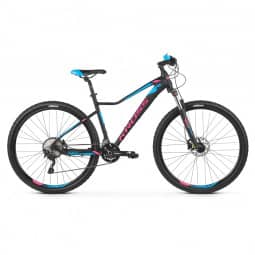 "KROSS Lea 8.0 29"" 2019 black/pink/blue RH-M"