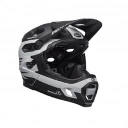 Bell Super DH Mips black/white Fasthouse-S
