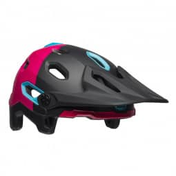 Bell Super DH Mips unhinged black/berry/blue-L