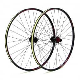 Sun Ringle ZTR Crest Laufradsatz schwarz