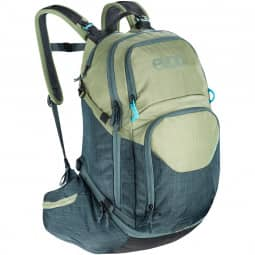 Evoc Explorer Pro 26L One Size heather light olive-heather slate