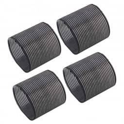 Compex Set mit 4 elastischen Modulhaltebändern