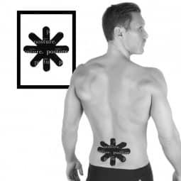 Swedish Posture Star Tape