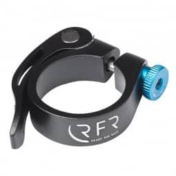 RFR Sattelklemme mit Schnellspanner 34,9mm black´n´blue