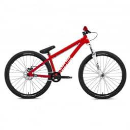 NS Bikes Zircus Pumptrack/Funbike Red