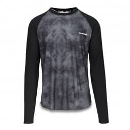 DAKINE Dropout Long Sleeve Jersey Black Haze 2019
