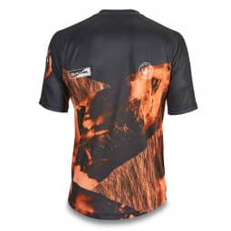 DAKINE Thrillium Short Sleeve Jersey Team Aggy Orange 2019