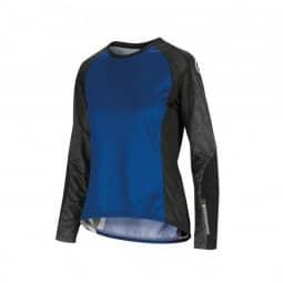 Assos TRAIL Women's LS Jersey Twilight Blue