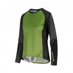 Assos TRAIL Women's LS Jersey Pan Green L