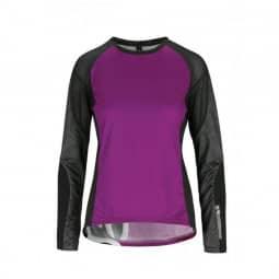 Assos TRAIL Women's LS Jersey Cactus Purple L