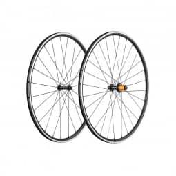 Panchowheels Spirit22 Alu Clincher Laufradsatz