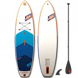 "JP SUP AllroundAir 10'6""x32""x6"" LEC/Glass PE 3pcs adjustable 2019"