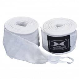 Hammer Box-Bandagen elastisch - weiss