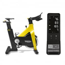 Technogym GROUP CYCLE Connect (mit Computer) gelb