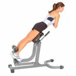 Impulse Fitness Hyperextension Trainer IF-AH