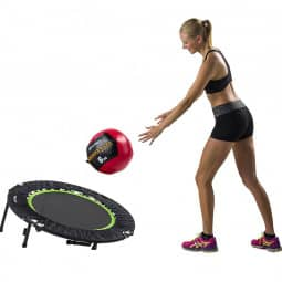 Tunturi Trampolin Fitness faltbar 100 cm