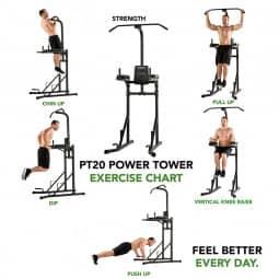 Tunturi Power Tower PT20