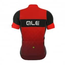 ALE Trikot Rumbles Man black/red