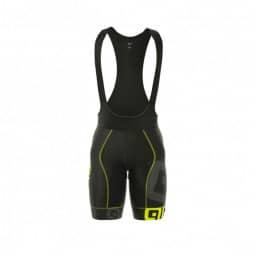 ALE Hose Mithos Bib black/yellow XS
