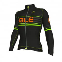 ALE PRR 2.0 Salita Jersey black-green-orange S