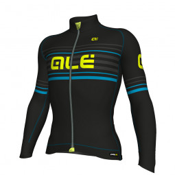 ALE PRR 2.0 Salita Jersey black-blue-yellow M
