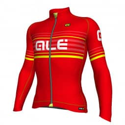 ALE PRR 2.0 Salita Jersey red-yellow-white S