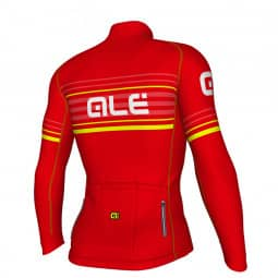 ALE PRR 2.0 Salita Jersey red-yellow-white L