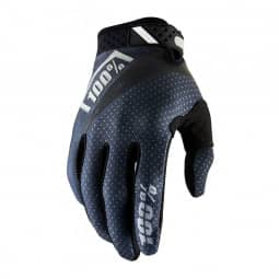 100% Ridefit Glove black XL