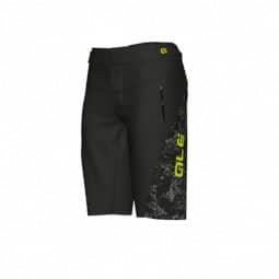 ALE Enduro Shorts schwarz gelb XL