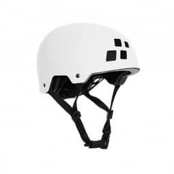 Cube Helm Dirt White S